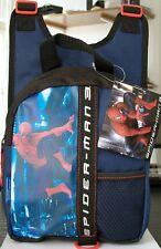 Mochila pequeña Spiderman 3 Original licenciado Marvel Modelo 9541