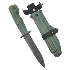 Special Scout Knife NRS-2 with Sheath Russian Army Training Knife Replica
