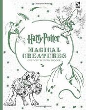 Harry Potter - Magical Creatures Colouring Book Rowling, Joanne K Harry Potter..
