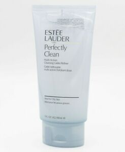 Estee Lauder Perfectly Clean Multi-Action Gelée Refiner 150ml For Oily Skin New