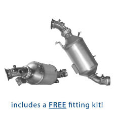 Diesel Particulate Filter DPF for VW Crafter 2.5 Tdi Euro 4 + Fitting Kit