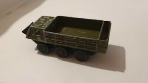 Vintage Dinky Toys Diecast Stalwart Military Amphibious Load Carrier #682