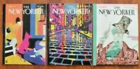 The New Yorker Magazine February 1, 8, 15 & 22 Lot of 3 - 2021