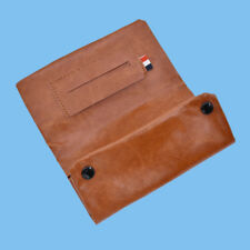 PU Leather Tobacco Pouch Weed Storage For Smoking Pipe Portable Tobacco Bag
