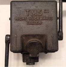 Modified WWII German Tretmax TM5a1 Pedal Generator