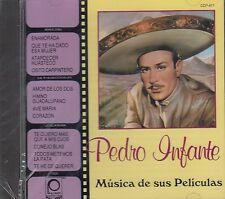 Pedro Infante Musica de sus Peliculas CD New Sealed