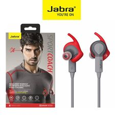 Bluetooth Headset Jabra Sport Coach Wireless Stereo Earbuds For Iphone Red