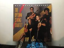 MAX ROACH PRESENTS - The Uptown String Quartet ~ PHILIPS 838 358 {nm orig} >NICE