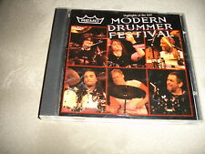 REMO Highlights Of The 1997 Modern Drummer Festival CD