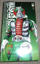 Medicom Masked Kamen Rider V3 Deluxe DX Type 2009 RAH #448 Action Figure Toy