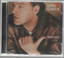 DAVID GILMOUR ABOUT FACE (PINK FLOYD) CD SEALED!!!
