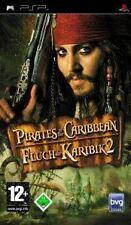 Playstation Sony PSP FLUCH DER KARIBIK 2 * DEUTSCH Pirates of Caribbean NEU