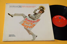 TOMMY STEELE LP HALF A SIXPENCE 1°ST ORIG UK 1967 RCA MONO TOP EX+ ! GATEFOLD