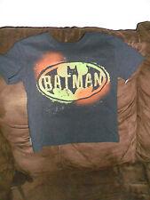 Love and Art  Batman T-shirt with Detachable Velcro Cape Size: 12Months NWOT