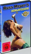 Russ Meyer: Megavixens (2013) DVD