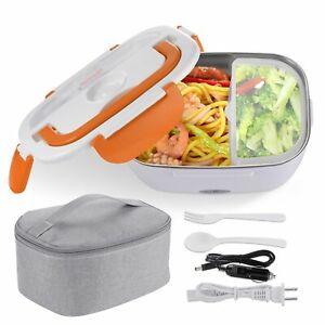 1.5L Electric Lunch Box Food Warmer Heater Heating Office Container Storage