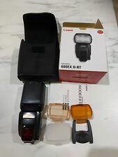 Canon Speedlite 600ex II RT Flash Light
