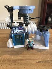 Imaginext Batman DC Super Friends Mr Freeze Headquarters Chamber Figure Rare