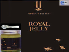 Queen's secret™ 100% Pure Fresh Royal Jelly 100g+FREE mother of pearl spoon