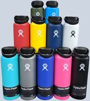 Little Volume Hydro Flask Wide Mouth Stainless Steel Bottle With Flex Cap 12oz