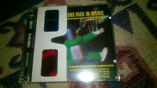 The Cult Files: Re-Opened.City Of Prague Phil. HDCD.NEW, Withnail,Batman,Joe 90