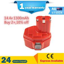 14.4V 1.3Ah Ni-Cd Battery for MAKITA PA14 Combi Drill Driver Cordless 14.4Volts
