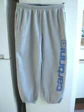 CARBRINI GREY TRACKIE BOTTOMS  13-15 YEARS