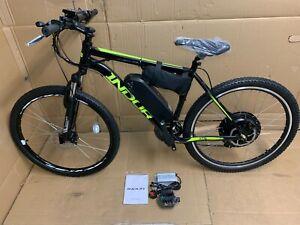 Customised mountain bike electric e-bike 48v 1500w