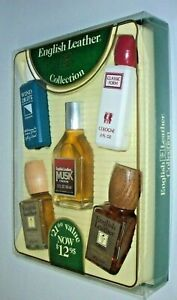 English Leather Gift Collection Cologne & After Shave, Classic-Musk-Wind Drift