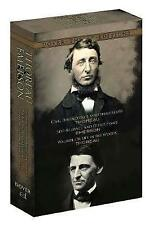 New, Thoreau and Emerson Boxed Set: Classic Works (Dover Thrift Editions), Dover