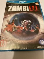 🤩 jeu nintendo wii u neuf blister zombi zombie zombies horreur peur ✅
