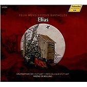 Felix Mendelssohn: Elias CD NEW