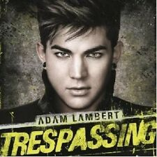 ADAM LAMBERT - TRESPASSING (DELUXE VERSION)  CD +++++++++++++NEUF
