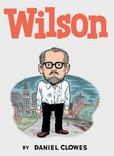 Wilson by Daniel Clowes | Hardcover Book | 9780224090612 | NEW