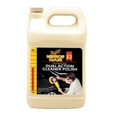 MEGUIAR'S M8301 - Dual Action Cleaner/Polish 1-Gallon