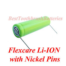 Philips Sonicare Flexcare Toothbrush Replacement Battery Li-ION, Nickel PINS