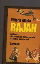 vittoria alliata - rajah - in malesia alla ricerca dell incenso perduto -