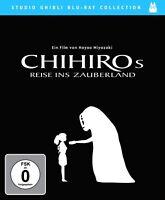 CHIHIROS REISE INS ZAUBERLAND BD  BLU-RAY NEU