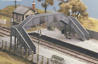 Ratio 00 Gauge Railway,Track,Layout,Scenic Kit No:517 Concrete Footbridge.