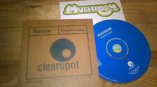 CD Indie Mushroom - Analog Hi-Fi Surprise (7 Song) Promo CLEARSPOT cb
