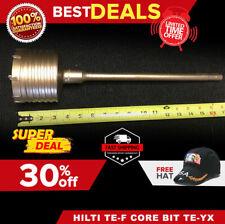 Hilti Te F Core Bit Te Yx 4 X 17 Great Condition Free Hat Fast Ship