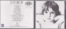 CD 11T U2 BOY ISLAND MASTERS 842296-2 IMCD 211