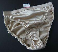 NWT Victoria's Secret VTG Satin Signature Waistband Brief Panties LARGE