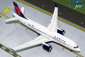 Delta Airbus A220-100 N102DU Gemini Jets G2DAL808 Scale 1:200