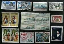 Madagascar/Malagasy: collection 16 good early Airmail stamps