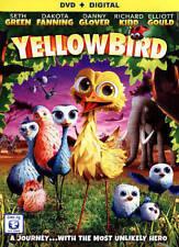 Yellowbird (DVD, 2015)with slip cover