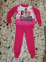 Me ABBIGLIAMENTO Contro bambina Te pigiama cotone  4,6,8,10,12 14 anni italia