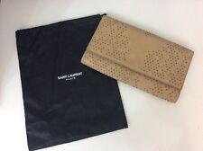 Yves Saint Laurent YSL Clutch Bag Vgc Dust Bag