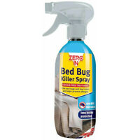 Bed Bug Killer Spray Crawling Insect Dust Mite Poison Treatment 500ml Zero In