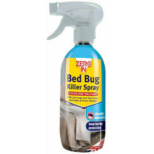 Bed Bug Killer Spray rampant Insecte Acariens Poison traitement 500 ml Zero en